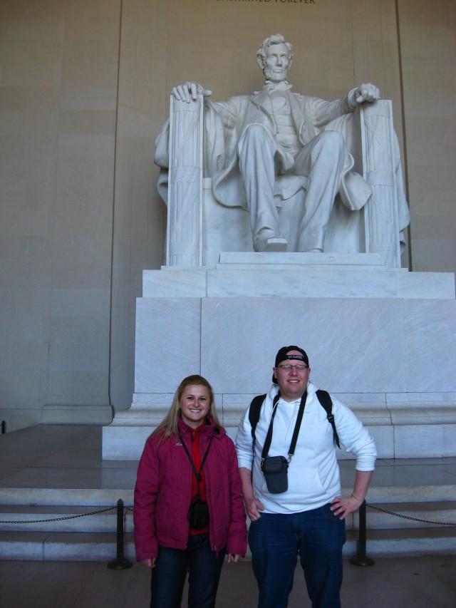 Lincoln Andreea und ich
